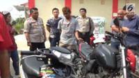 Seorang pria nekat membegal sebuah motor tak lama keluar dari penjara. Ia berdalih lakukan perbuatannya untuk mencari biaya ulang tahun anaknya.