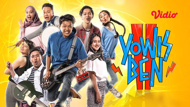 Nonton Online Yowis Ben 2 Di Vidio Kelanjutan Kisah Cinta Bayu Skak Showbiz Liputan6 Com