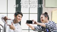 Vanesha Prescilla bakal tampil dalam Web Series 100 days : A Story Of The Expert