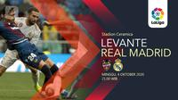 Levante vs Real Madrid (Liputan6.com/Abdillah)
