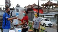 Bantuan untuk Ratusan Keluarga Dampingan SOS Children's Villages. foto: istimewa