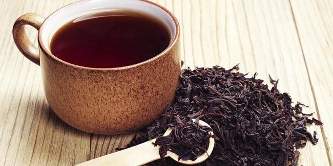 Air teh untuk rambut sehat   Foto Copyright thinkstockphotos.com