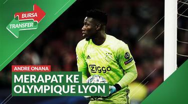 Berita Video Isu Kepindahan Kiper Ajax Amsterdam, Andre Onana Ke Olympique Lyon
