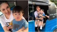 Sandra Dewi dan Raphael Moeis (Sumber: Instagram/raphaelmoeis)