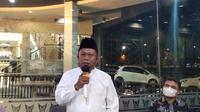 Kepala SMKN 2 Padang, Rusmadi. (Liputan6.com/ Novia Harlina)