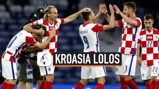 kroasia lolos