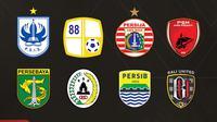 Piala Menpora - 8 Tim yang Lolos Ke Perempat Final (Bola.com/Adreanus TItus)