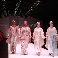 Modest wear di JFW 2020. (Foto: Wearing Klamby)