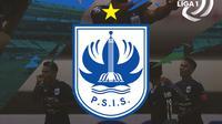Liga 1 - Ilustrasi Logo PSIS Semarang BRI Liga 1 (Bola.com/Adreanus Titus)