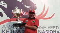 Sekretaris Tim Penjaringan dan Penyaringan Calon Ketua Persatuan Olahraga Berkuda Seluruh Indonesia (TPP Pordasi) DKI Jakarta, Robby F Asshiddiqie