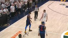 Berita video game recap NBA 2017-2018 antara Utah Jazz melawan Oklahoma City Thunder dengan skor 113-96.