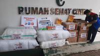 PT Pertamina (Persero) menyalurkan bantuan penanganan pandemi Covid-19.