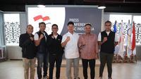 Ketua NOC Indonesia Raja Sapta Oktohari membeberkan persiapan Indonesia menjadi calon tuan rumah Olimpiade 2032