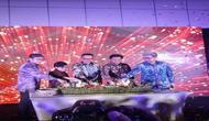 Perayaan ulangtahun Adira Finance pada Selasa 13 November 2018 (Foto:Merdeka.com/Dwi Aditya Putra)