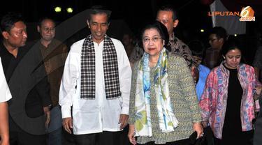 Jokowi-Mega Dulang Suara di Yogyakarta 25 Maret