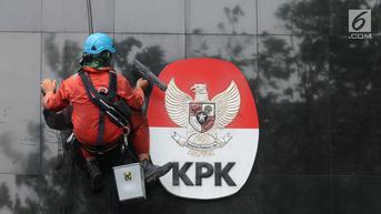 Tanggapan KPK hingga DPR soal Menurunnya Angka Kepercayaan pada Lembaga Antirasuah