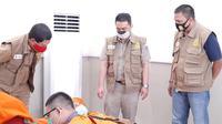 FDKM Jakbar menggelar donor darah di Kebon Jeruk (Istimewa).