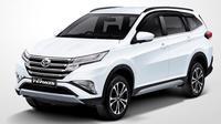 Terios berada di urutan keempat dalam retail sales Daihatsu (Daihatsu)