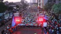 Start pada acara Surabaya Marathon 2019 (Sumber: Instagram/surabaya)