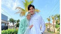 6 Momen Dinda Hauw & Rey Mbayang saat Idul Adha, Lebaran Pertama Jadi Suami Istri (sumber: Instagram.com/rey_mbayang)