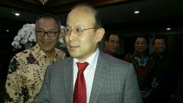 Duta Besar Baru China Untuk Ri Telah Tiba Di Jakarta Global Liputan6 Com