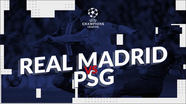 Berita video statistik fase grup Liga Champions 2019-2020, Real Madrid vs PSG, yang berkahir dengan skor 2-2, Rabu (27/11/2019) di Santiago Bernabeu, Madrid.