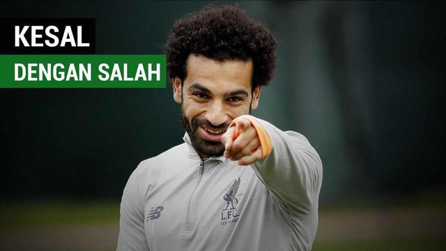 Bek Muda Liverpool, Trent Alexander-Arnold mengakui jika ia sering kesal karena Mohamed Salah.