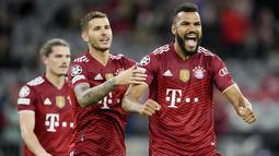 Bayern Munchen menunjukkan kedigdayaannya kala menjamu Dynamo Kiev di Matchday 2 Liga Champions. (AP/Matthias Schrader)