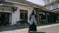 Chacha Frederica akan merenovasi rumah untuk dijadikan rumah baca Alquran di Kendal, Jawa Tengah (Dok.Instagram/@chafrederica/https://www.instagram.com/p/CFGmgB-ndvG/Komarudin)