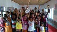 Pelaksanaan Trip Pancaniti 3 bersamaan dengan peringatan hari anak nasional.
