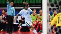 Pelatih Timnas Futsal Putri Indonesia, Kensuke Takahashi, menyebut kekalahan timnya dari Vietnam terjadi karena para pemain gagal menerapkan strategi bertahan untuk mengadang serangan balik. (dok. AFC)