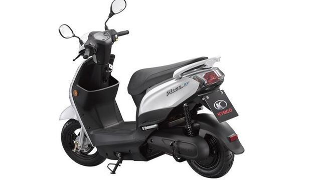 Motor Listrik Kymco Seharga Rp14 Jutaan Siap Tantang Gesits
