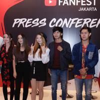 Cakra Khan YouTube Fanfest 2018 (Daniel Kampua/Fimela.com)