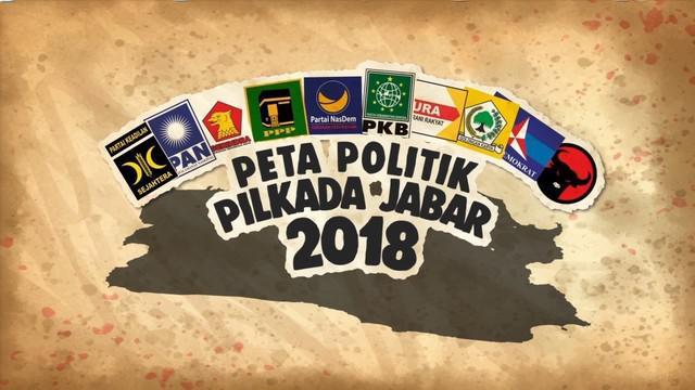 Pilkada Jawa Barat akan diramaikan oleh empat pasangan calon Gubernur dan Wakil Gubernur