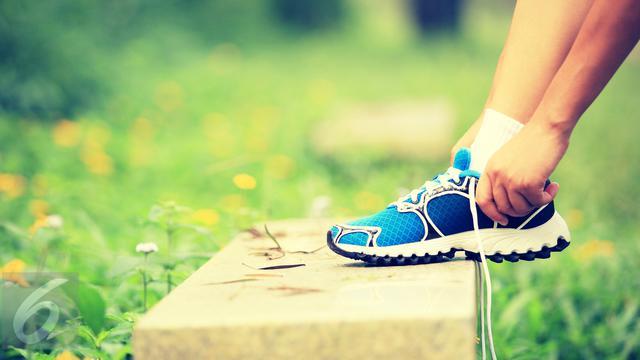Sepatu Olahraga Sepatu Lari