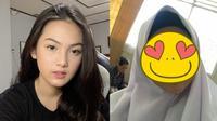 5 Foto Lawas Aisyah Aqilah saat Sekolah Pakai Hijab, Curi Perhatian (sumber: Instagram.com/aisyahaqilahh dan Twitter.com/aisyhaqilah)