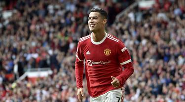Cristiano Ronaldo - Manchester United (MU)