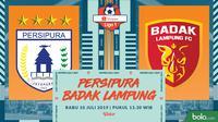 Shopee Liga 1 - Persipura Jayapura Vs Perseru Badak Lampung FC (Bola.com/Adreanus Titus)