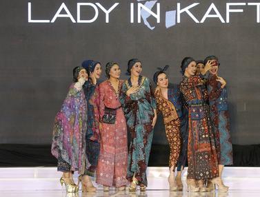 Desainer Lokal Pamer Koleksi di Palembang Fashion Week