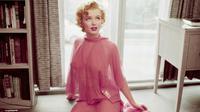 Marilyn Monroe (Pinterest/ Philippe Halsman 1952)