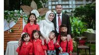5 Momen Mesra Ibu Vicky Prasetyo dan Suami Sebelum Menikah, Kencan di Turki (sumber: Instagram.com/nabellagabrella)
