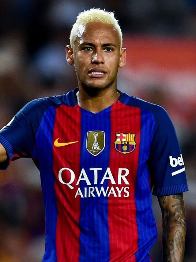 Gaya Rambut Neymar Jr Dari Belakang - gaya foto