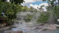 Air Mendidih di Sungai Mayantuyacu, Amazon. (dok.Instagram @david.ldh/https://www.instagram.com/p/Bu0RdHnHMcK/Henry