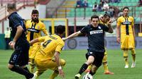 Inter Milan vs Parma (GIUSEPPE CACACE / AFP)