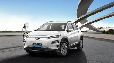 IONIQ Electric dan KONA Electric, Mobil Listrik Cantik Hyundai Hadir di Indonesia