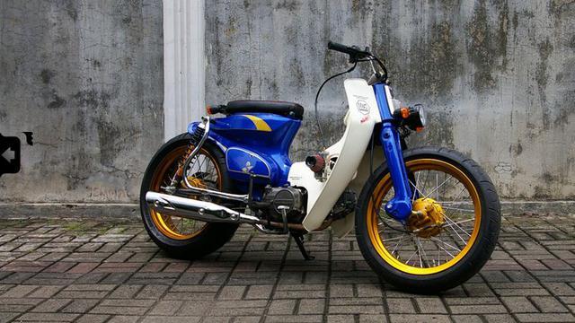 Tiga Referensi Rumah Modifikasi Sepeda Motor Otomotif Liputan6 Com
