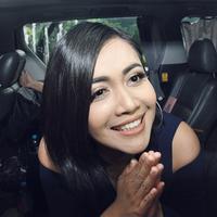 Denada mengungkapkan permintaan Shakira Aurum pada dirinya. (Nurwahyunan/Bintang.com)