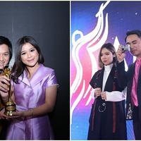 Selamat, para musisi ini berhasil menangi AMI Awards 2018. (Nurwahyunan/Fimela.com)