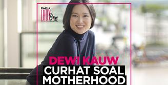 LADY BOSS: Founder Skin Dewi, Dewi Kauw Curhat Soal Dilema Menjadi Ibu Bekerja