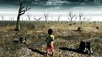 Ilustrasi perubahan iklim (climate change)